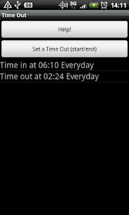 Time Out- screenshot thumbnail