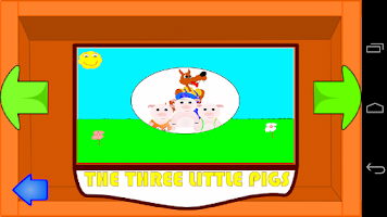Screenshot of The Ugly Duckling Book