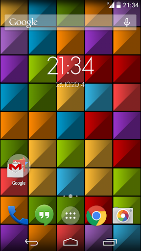 Squares Live Wallpaper Pro