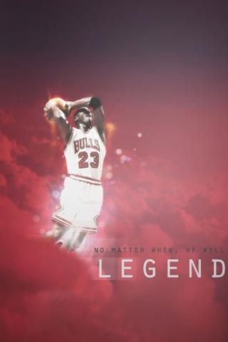 Michael Jordan Live Wallpaper - screenshot