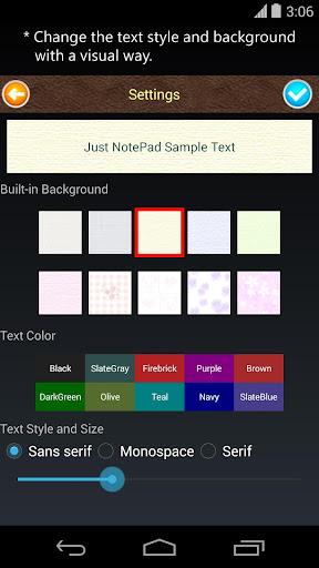 玩工具App|Just Notepad for Android免費|APP試玩