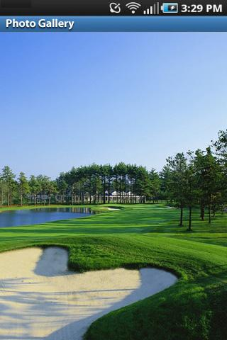 Pinehills Golf App - screenshot