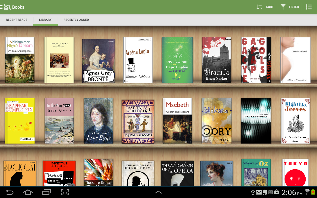 top 10 ebook reader for android