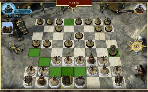 Dwarven Chess Free