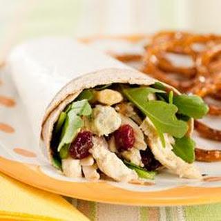 Waldorf Salad Wrap