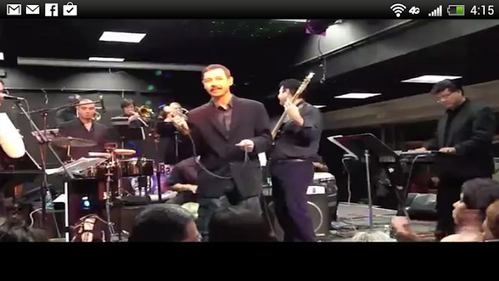 Música Salsa Romántica - screenshot