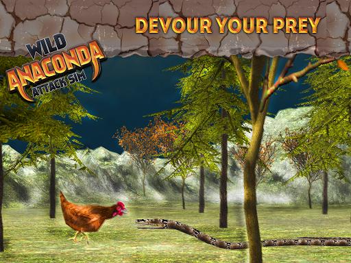 模擬必備免費app推薦|野生蟒蛇攻擊辛3D線上免付費app下載|3C達人阿輝的APP
