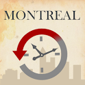 Montreal, Then and Now Guide logo