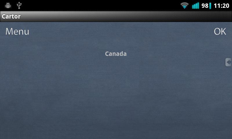 Cartor- screenshot
