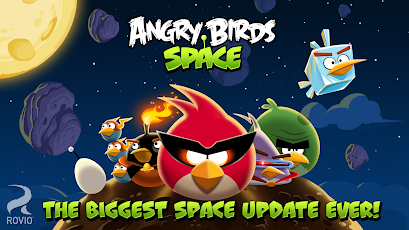 Angry Birds Space Premium Screenshot 35