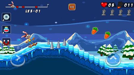 Bunny Skater 1.5 screenshot 8787