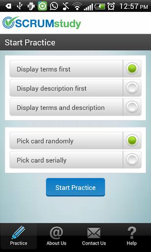 SBOK™ Guide FlashCard