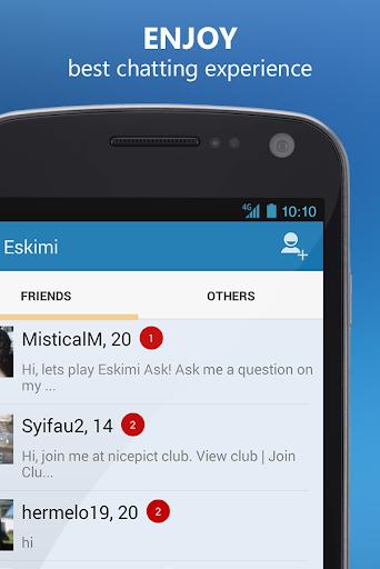 Meet People Chat Flirt: Eskimi