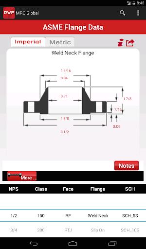 【免費商業App】MRC Global PVF Mobile Handbook-APP點子