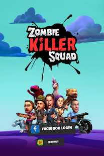 Zombie Killer Squad- screenshot thumbnail