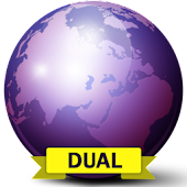 Purple Dual Browser