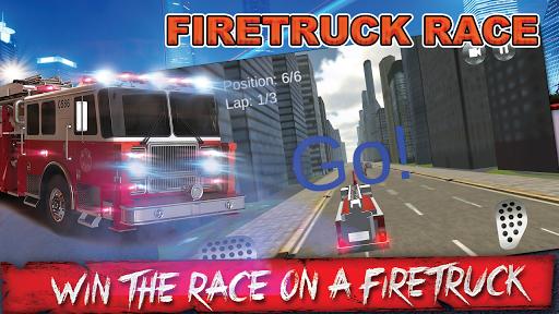 Firetruck City Race 3D