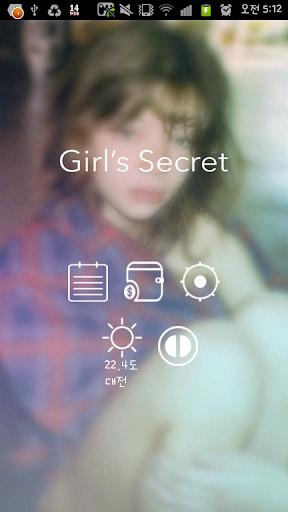 Girl's Secret