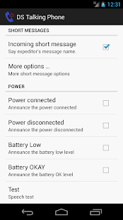 DS Talking Phone- screenshot thumbnail