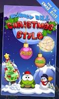 Screenshot of Bouncy Bill Christmas Style