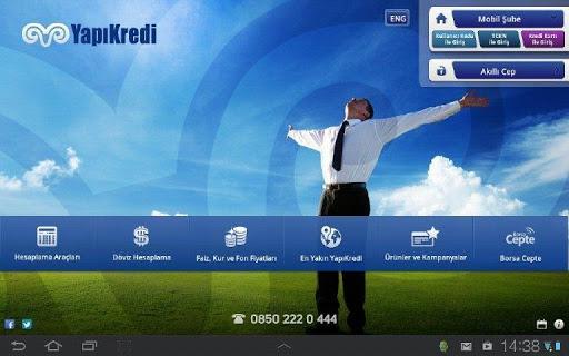 Yapı Kredi Mobil Bankacılık HD