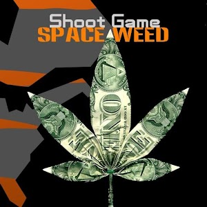 Space Weed Shoot Game for PC and MAC