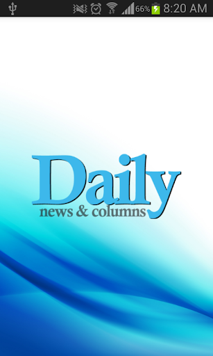 Daily - Pakistan news columns