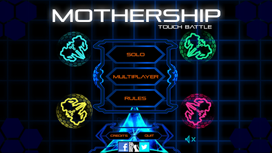 Mothership Touch Battle Free - screenshot thumbnail