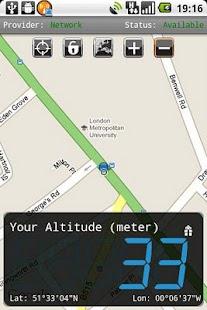 Exact Altimeter- screenshot thumbnail