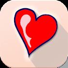 """Love quotes"""" icon"""