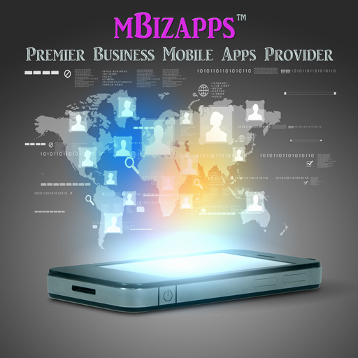 mBizApps Mobile App Developers LOGO-APP點子