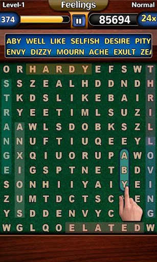 Word Search : Word Swipe 2