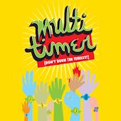 Multi Timer-Don't burn turkey