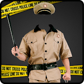 Police Suit Photo Maker