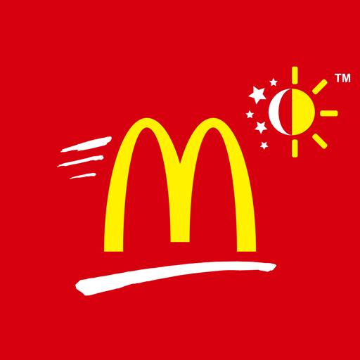 麥當勞歡樂送 LOGO-APP點子