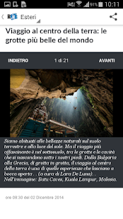 la Repubblica.it- miniatura screenshot