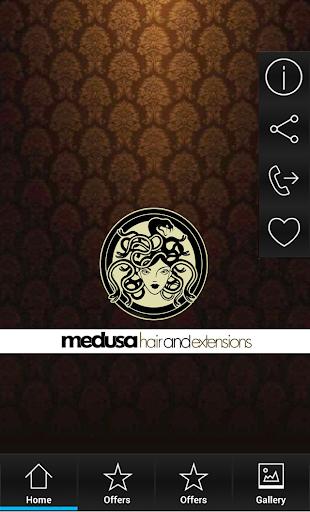 【免費生活App】Medusa Hair and Extensions-APP點子