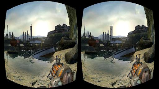 Trinus VR Test