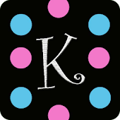 Monogram K Live Wallpaper