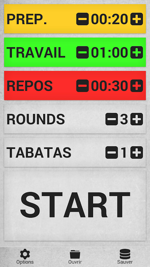 HIIT - Training Timer- screenshot