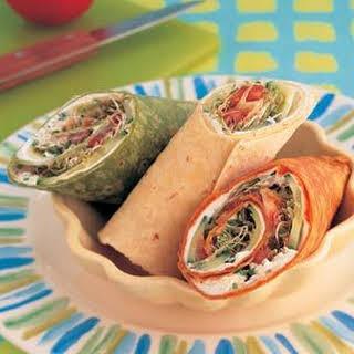 Veggie Wraps.