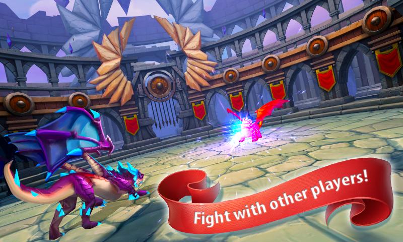 android Dragons World Screenshot 16