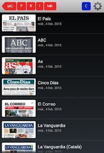 Kiosko y Más prensa y revistas- screenshot thumbnail