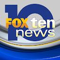 FOX10 STORMTracker Mobile, AL icon