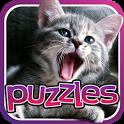 Cat Puzzles - 25+ Free Puzzle icon