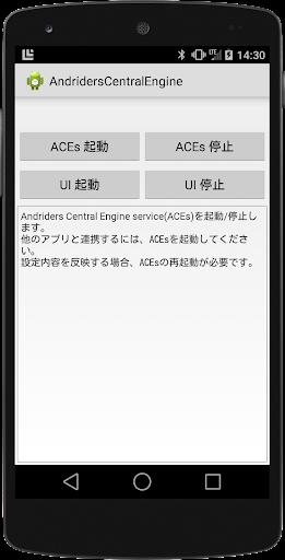 AndridersCentralEngine CMT109