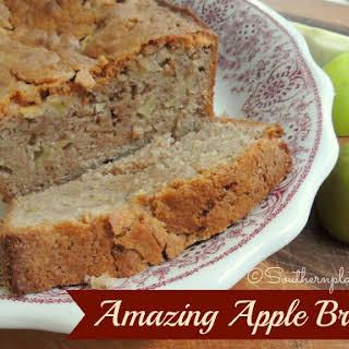 Amazing Apple Bread.