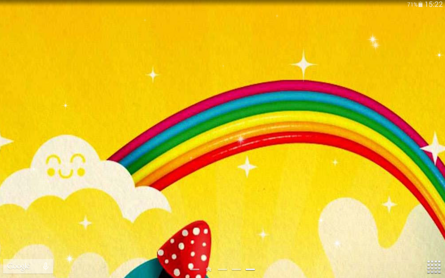 Pelangi Wallpaper Bergerak Apl Android Di Google Play