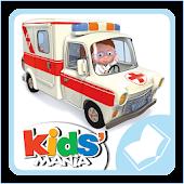 Lance's ambulance - Little Boy