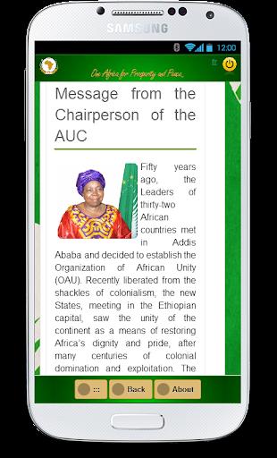 African Union Peace Security